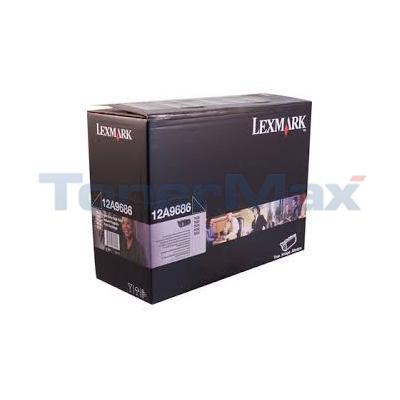 LEXMARK T632 RP TONER CART BLACK GSA 32K